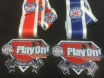 Custom Cast Medals Playon